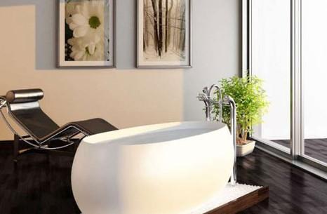创意浴缸让生活更有情趣